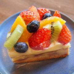 フルーツタルト(Fruit tart)