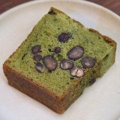 ケーク抹茶(Cake maccha)