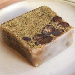 ケーク晩茶(Cake bancha)